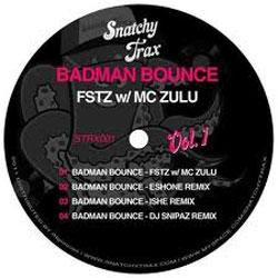 FSTZ f. MC ZULU - Badman Bounce EP