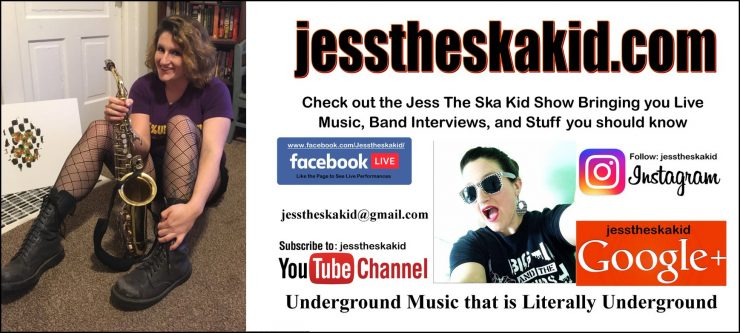 Jess The Ska Kid